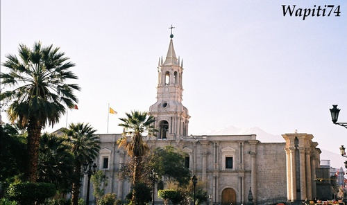 Cathedrale d'Arequipa