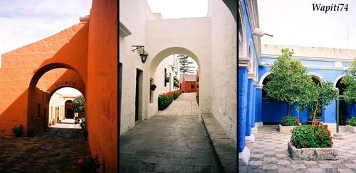 Arequipa Monasterio