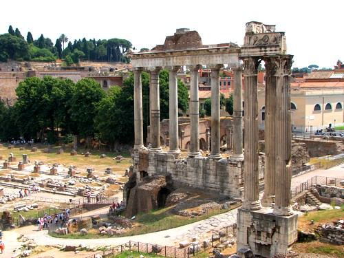 guide touristique de rome