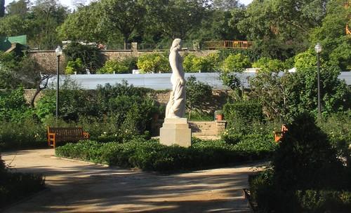 Jardin Botanique à Barcelone