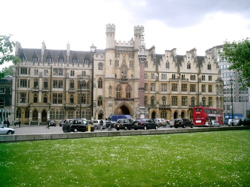 Batiments de Londres