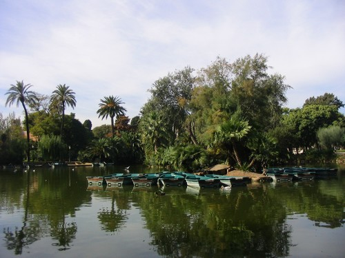 Parc Ciutella à Barcelone
