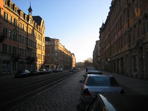 peripherie Dresde banlieue