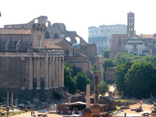 Rome Antiquité