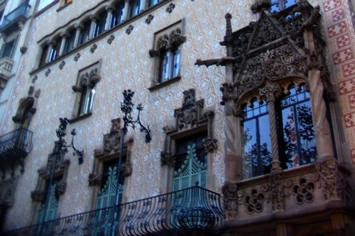 barcelone architecture