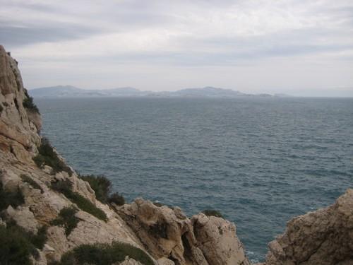 Mer à Marseille