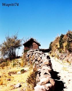 Taquille au Perou et Bolivie