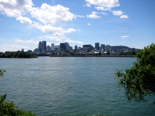 Fleuve de Montreal