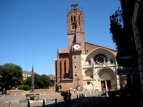 Toulouse église