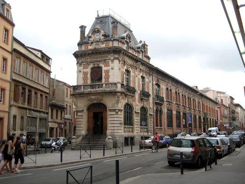 Toulouse la ville