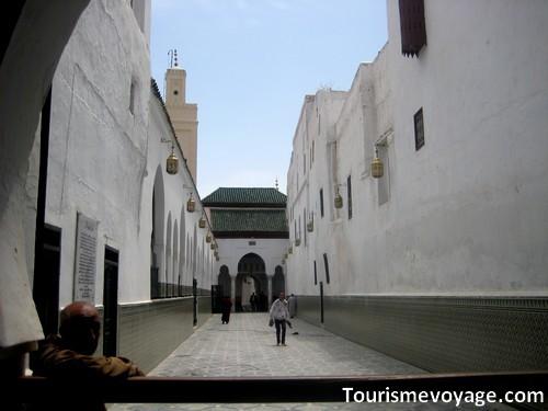 Moulay Idriss au Maroc