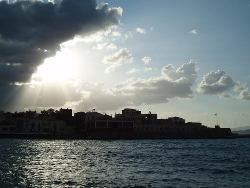 île d'Elafonissi en Crète