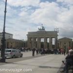 Brandenburg gate allemagne