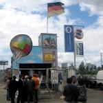 Checkpoint mur de Berlin