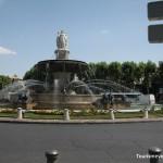La rotonde Aix en Provence