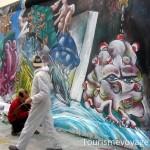Peintres Mur de Berlin