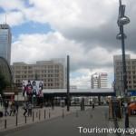 Rue de berlin Alexanderplatz
