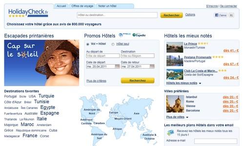 Bons conseils pour r server ses vacances tourisme voyage for Meilleur site reservation voyage