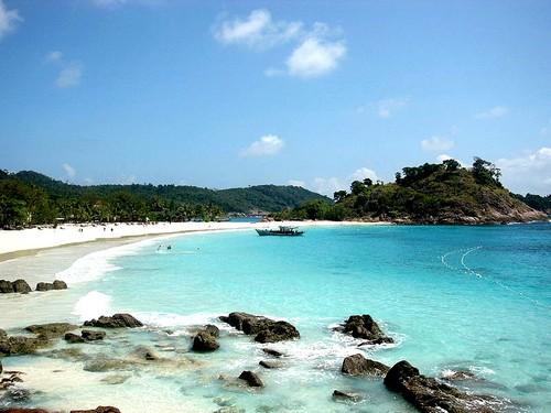 plages de Malaisie