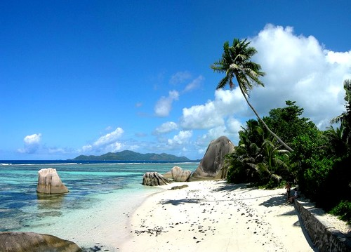 plage seychelles