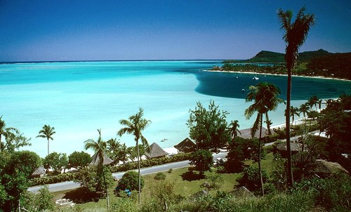 plage de polynesie