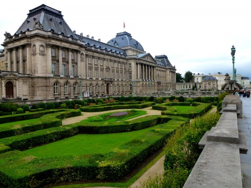 Palais Royal Belgique (place royale)