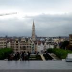 Panorama bruxelles Belgique