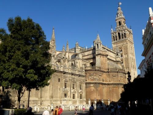 La giralda, Seville Espagne