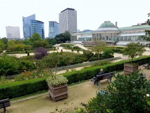 jardins de bruxelles