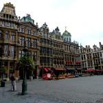 Place principale Bruxelles Belgique