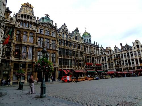 La grand place Bruxelles Belgique