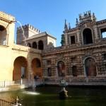 Estanque de Mercutio Palais Alcazar