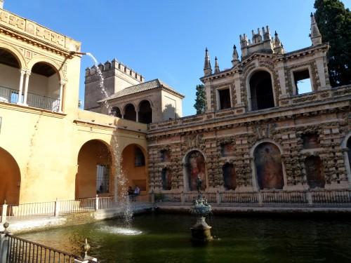 Le Palais Alcazar