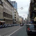 Bruxelles et sa fameuse Rue Royale