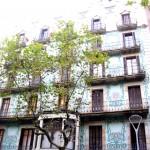 Architecture de la ville de Barcelone