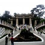 Monument Gaudi Barcelone