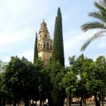 Cathédrale de Cordoue en Espagne