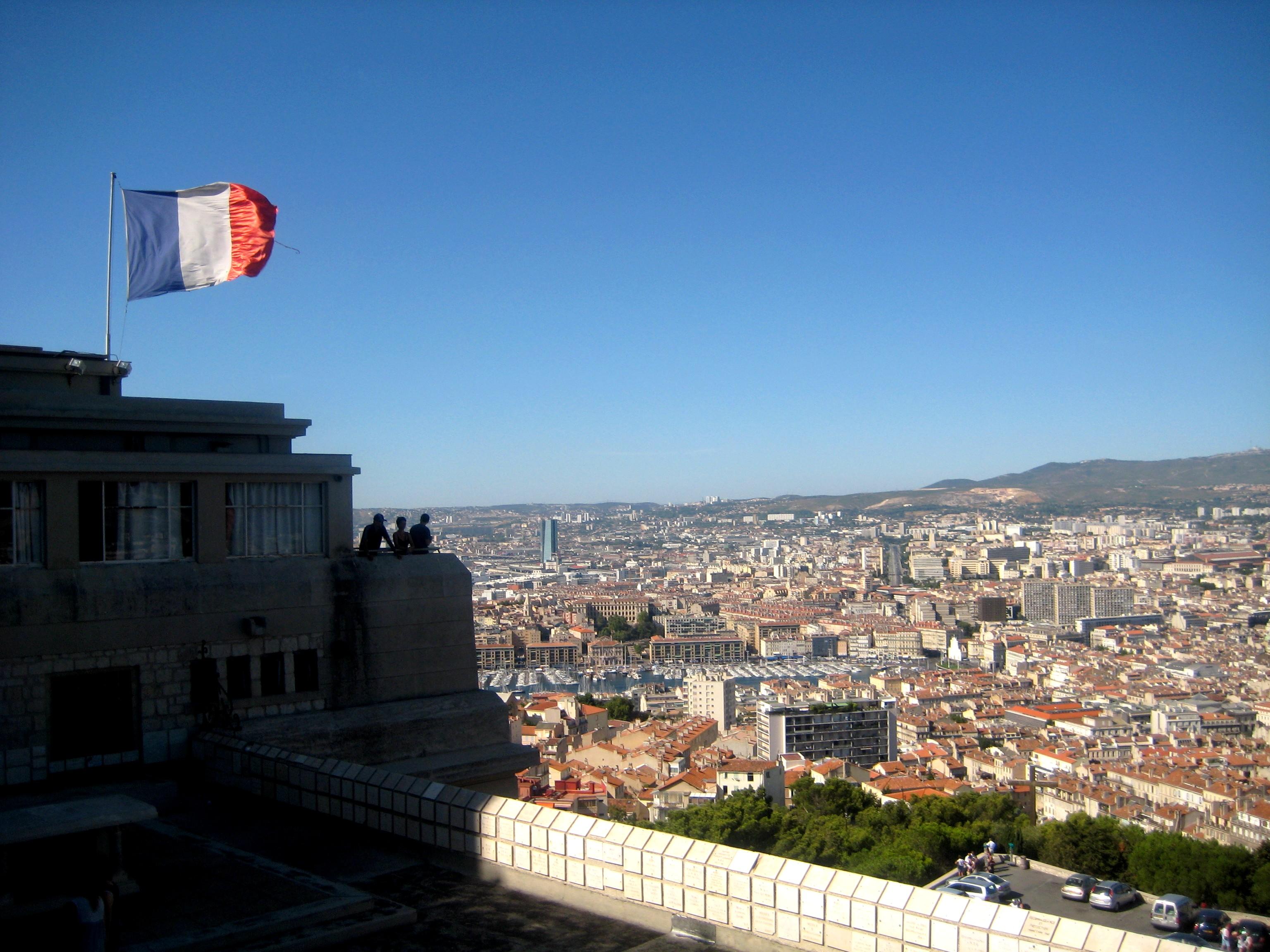 Visiter marseille en france tourisme voyage - Piscine municipale montreal marseille ...