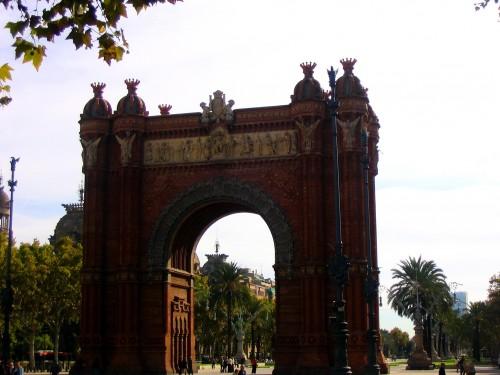 Arche de Barcelone