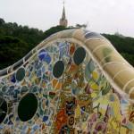 Mosaique de Gaudi