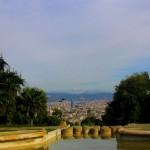 Vue d'ensemble sur Barcelone