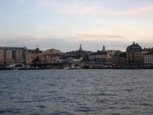 Baie à Stockholm