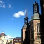 La Place de la Cathedrale Stockholm