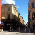 un Quartier de Stockholm