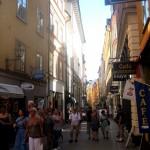 Une Rue de Stockholm