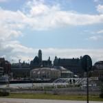 Ville de Malmo en Suede