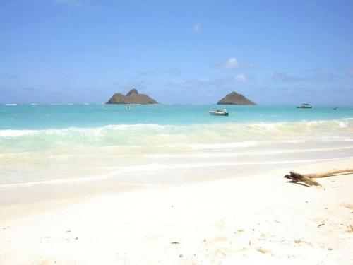 Plage de Hawaii