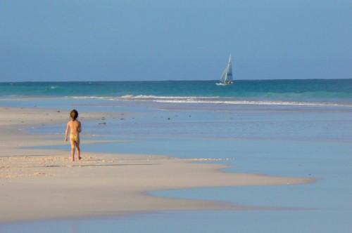 La plage Pink Sands (Bahamas)