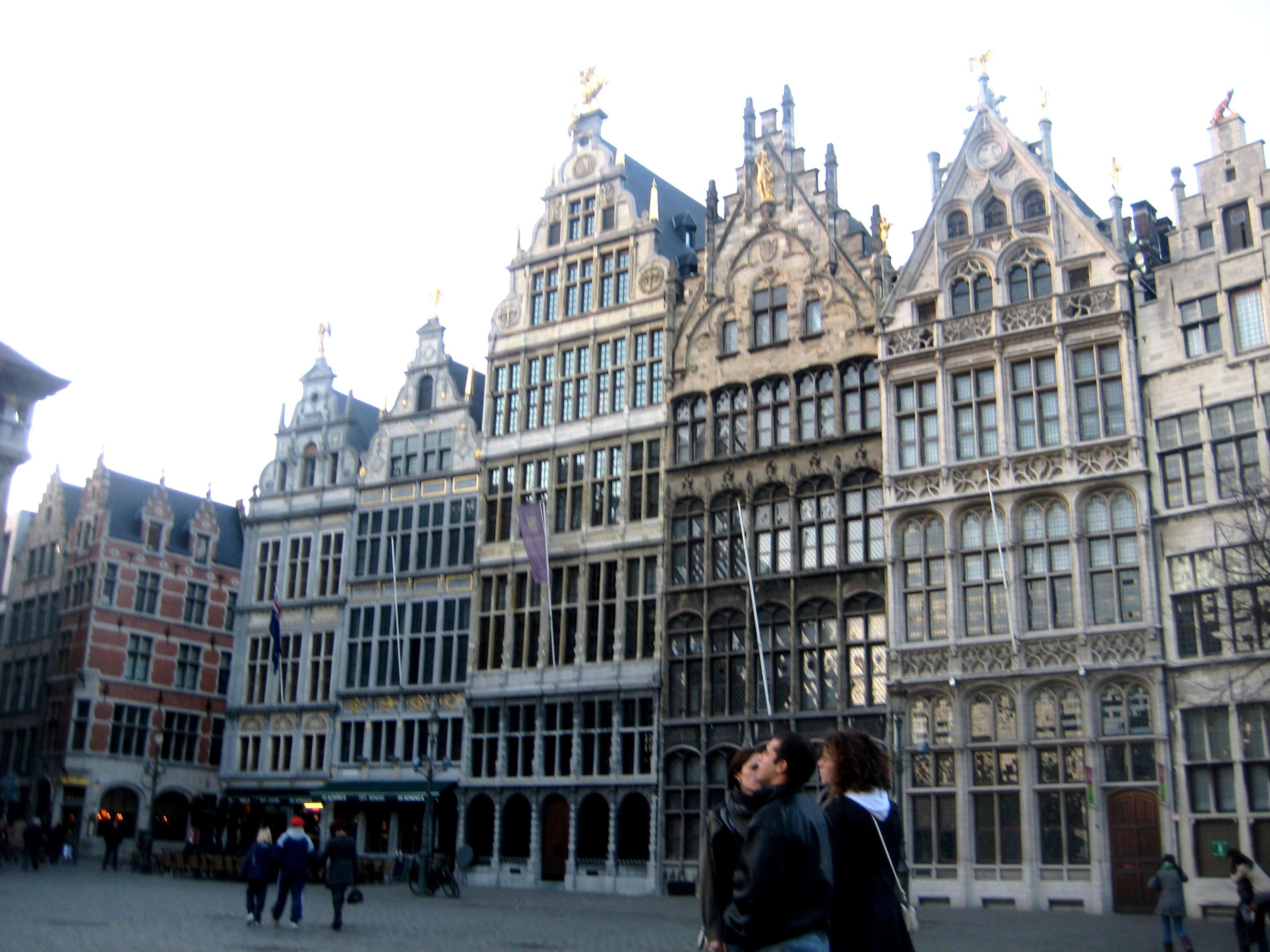 Visiter anvers en belgique antwerp tourisme voyage for Garde maison pendant vacances belgique