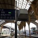 Gare de train SNCF de Nice